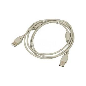 Kabell USB 2.0 AM to AF 1.8m